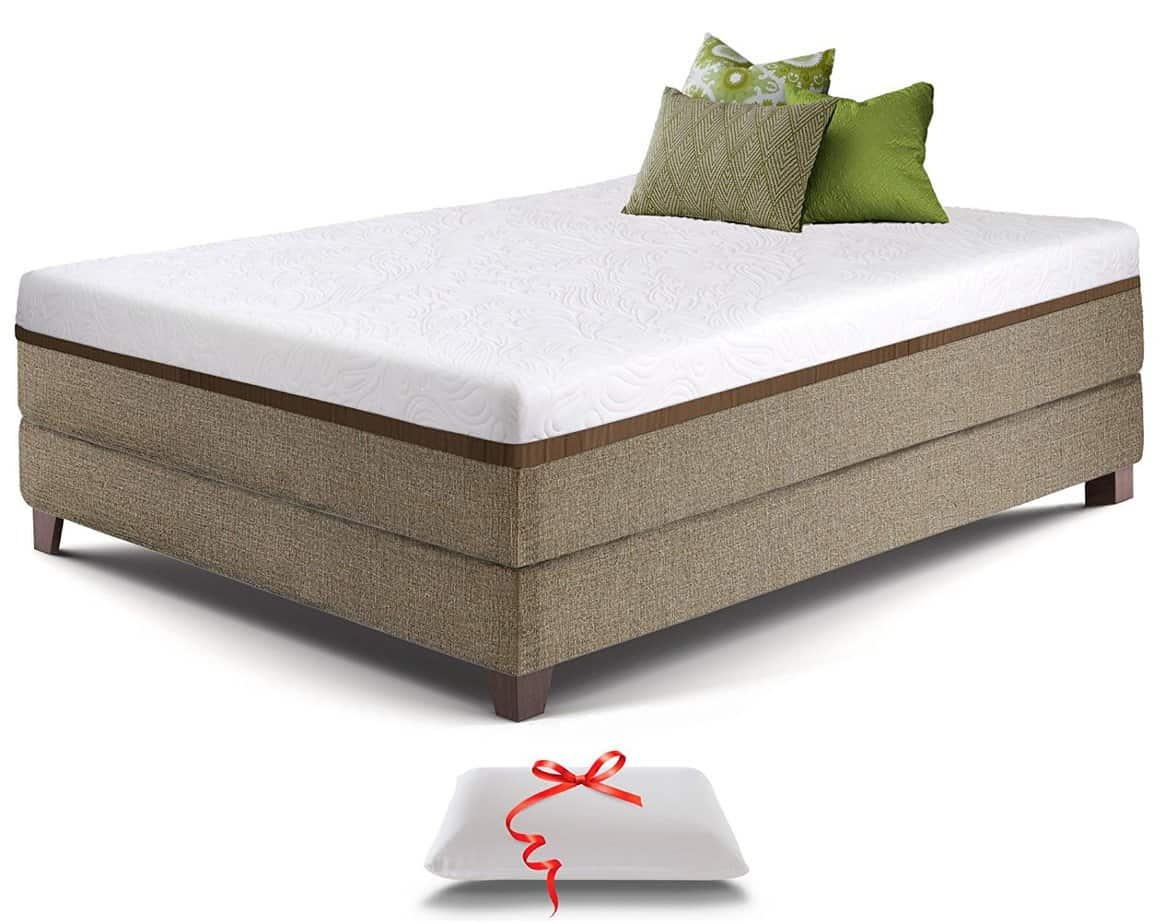 The Live and Sleep Resort Mattress is a luxurious model with free pillow