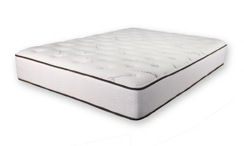 the DreamFoam Mattress in full glare