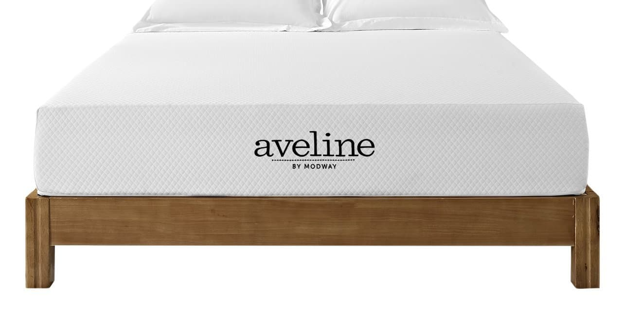 the Modway Aveline is the best mattress for hip and shoulder pain