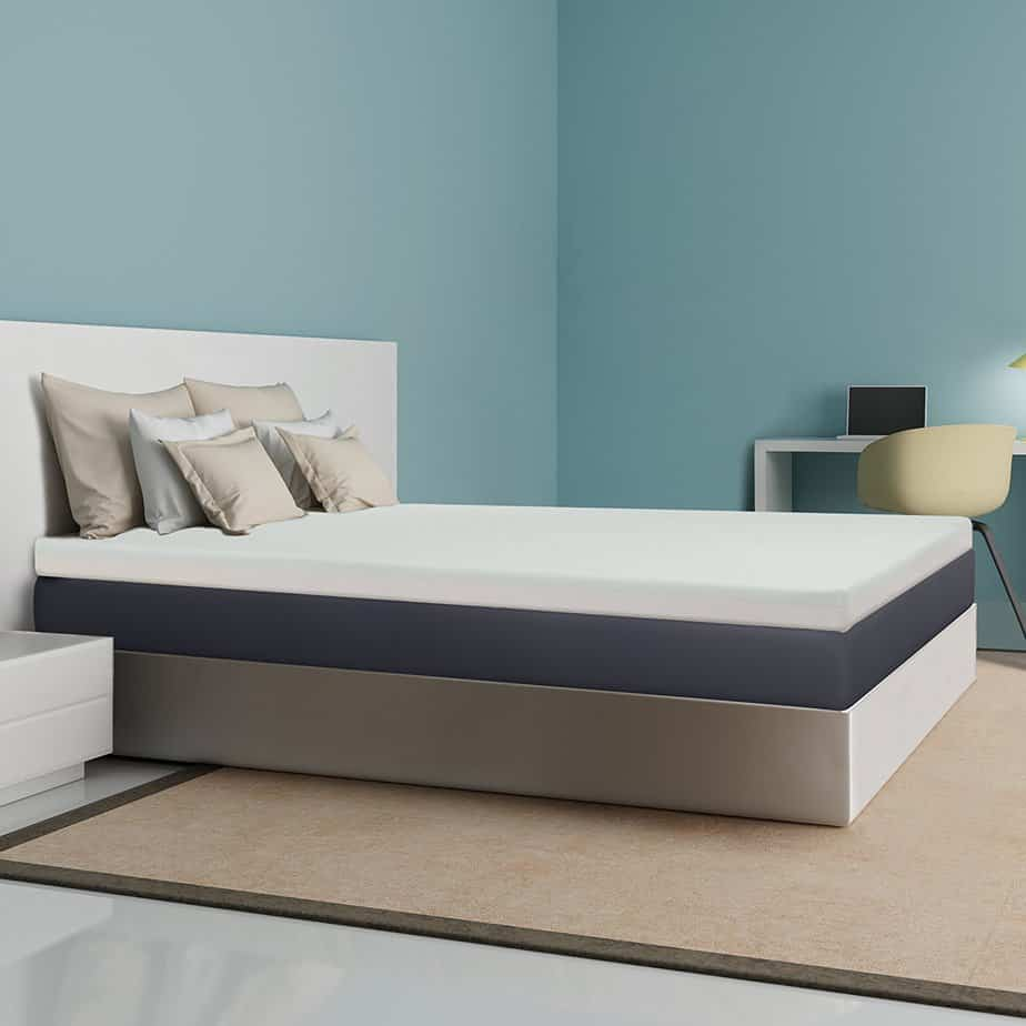 the Best Price Mattress is a budget-friendly topper for side sleepers