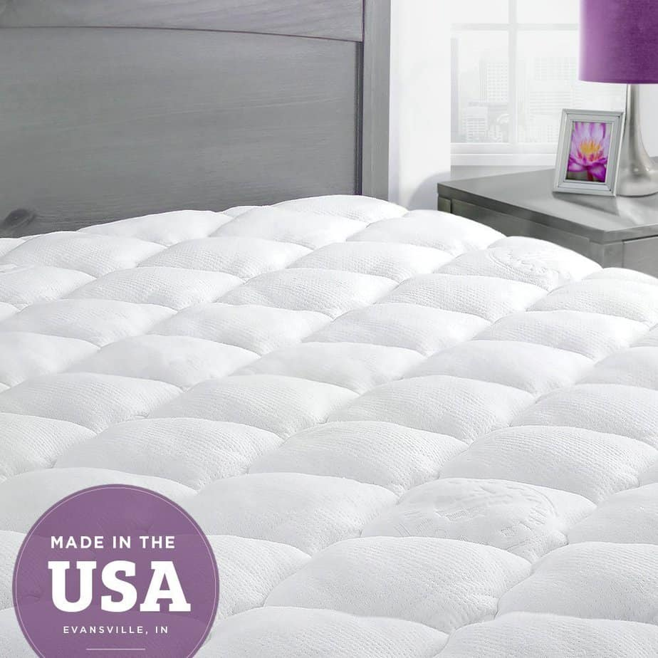 the ExceptionalSheets is the best mattress topper for side sleepers