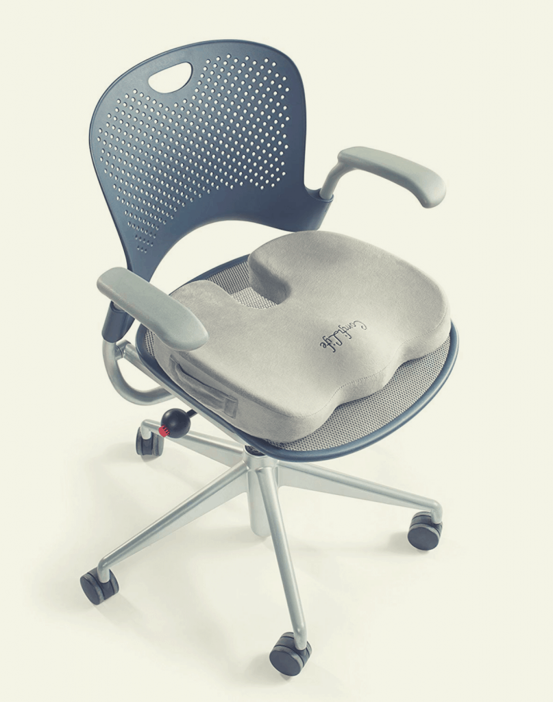 office chair with tailbone pain cushion